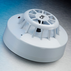 Image of a Heat Detector - Home Guard 4 Alarms